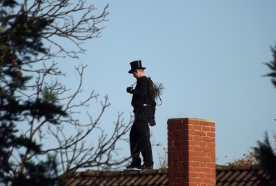 Cleaning chimneys