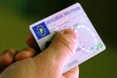 Renewing the Portuguese driving licence